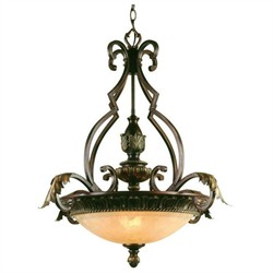 Provencal Pendant AF Lighting 4531-3H