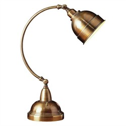 Plato Table Desk Lamp AF Lighting 5465-TL