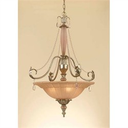 Serena Pendant AF Lighting 5602-4H