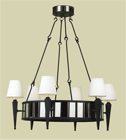 Cluny Six Light Chandelier - AF Lighting 6790-6H
