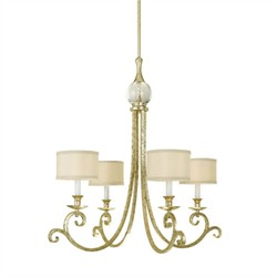Lucy Mini Chandelier - AF Lighting 7900-4H