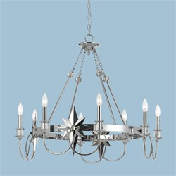 Orion Chandelier - AF Lighting 8206-8H