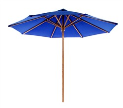 Teak Wood Umbrella - All Things Cedar TU90