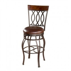 American Heritage Bella Bourbon Stool 134714PP-L32.2 (Shipping Included)