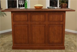 "American Heritage Lexington Suede 72"" Bar 600011SD (Shipping Included)"