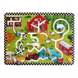 Farm Wall Panel - Anatex Toys FFP9035 (Shipping Included)