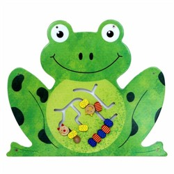 Frog Wall Panel - Anatex Toys FWP9026 (Shipping Included)