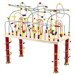 Jungle Rollercoaster Table   - Anatex Toys - JRC9001 (Shipping Included)