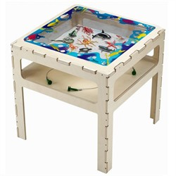 Magnetic Sea Life Table - Anatex Toys - MSL2008 (Shipping Included)