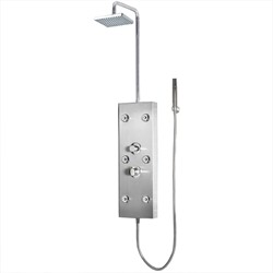 Ariel A300 Stainless Steel Shower Panel 53x10