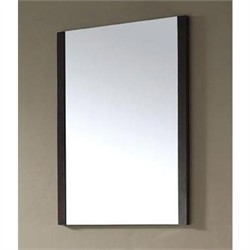 "Avanity Loft Mirror 30"" in Dark Walnut Finish - Avanity LOFT-M30-DW (Shipping Included)"