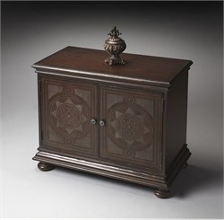 Heritage Console Cabinet - Butler Specialty 1145070 (Shipping Included)