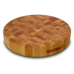 17 in. Round Cutting Board - Catskill Craftsmen 13177