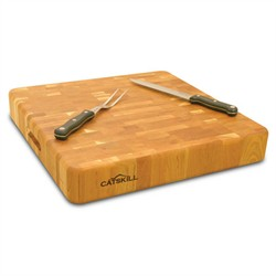 18 in. Square Cutting Board - Catskill Craftsmen 1318