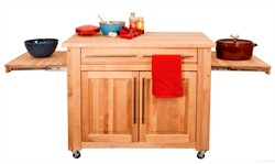 Empire Kitchen Island - Catskill Craftsmen 1480