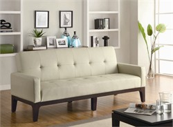 Cream Sofa Bed - Coaster 300226