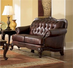 Victoria Collection Love Seat - Coaster 500682