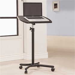 Black Laptop Stand - Coaster 800483