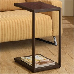 Brown Snack Table - Coaster 901007