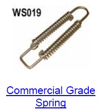 Double Commercial Spring