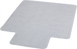 45'' x 53'' Carpet Chair Mat w/ Lip - Flash Furniture MAT-CM11233FD-GG