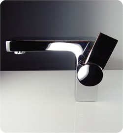 Fresca-FFT1053CH Isarus Single Hole Mount Bathroom Vanity Faucet - Chrome (Shipping Included)