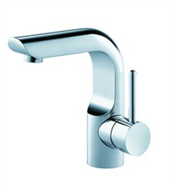 Fresca-FFT2601CH Mazaro Single Hole Mount Bathroom Vanity Faucet - Chrome (Shipping Included)