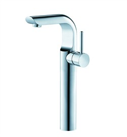 Fresca-FFT2602CH Mazaro Single Hole Vessel Mount Bathroom Vanity Faucet - Chrome (Shipping Included)
