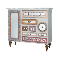 Mirror Mosaic Chest - Guild Master 645067M6-1 (Shipping Included)