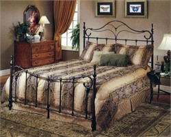 Bennett King Bed Set - Hillsdale Furniture 1249BKR (Shipping Included)
