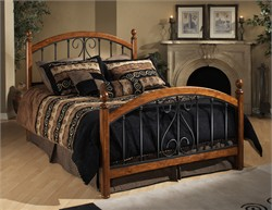 Burton Way Queen Bed Set - Hillsdale Furniture 1258BQR (Shipping Included)