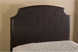 Lawler King Headboard w/ Rails - Hillsdale Furniture 1292HKRL