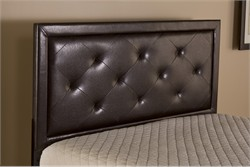 Becker Twin Headboard w/ Rails - Hillsdale Furniture 1292HTWRB (Shipping Included)