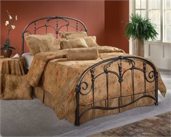 Jacqueline Full Bed Set - Hillsdale Furniture 1293BFR (Shipping Included)