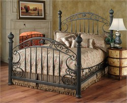 Chesapeake Queen Bed Set - Hillsdale Furniture 1335BQR (Shipping Included)
