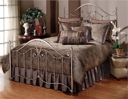 Doheny Full/Queen Headboard & Standard Frame - Hillsdale 1383HFQR (Shipping Included)