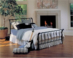 Janis Full Bed Set - Hillsdale Furniture 1654BFR (Shipping Included)