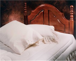 Cheryl Full / Queen Headboard & Frame - Hillsdale Furniture 200HFQR (Shipping Included)