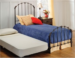 Bonita Twin Bed Set - Hillsdale Furniture 346BTWR (Shipping Included)