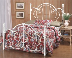 Cherie Full Bed Set - Hillsdale Furniture 381BFR (Shipping Included)