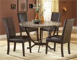 Monaco 5-PC Dining Set - Hillsdale Furniture 4142DTBC