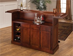 Classic Cherry Large Bar  - Hillsdale Furniture 62578ACHE