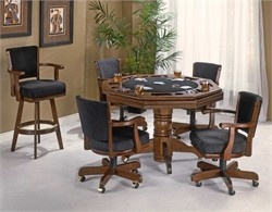 Classic Cherry Game Chair - Hillsdale Furniture 62645A