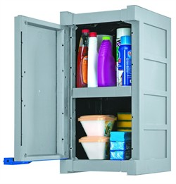Rimax Storage Cabinet - Slim - Inval 9490