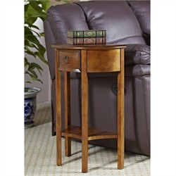 Demilune Hall Stand - Leick Furniture 9030