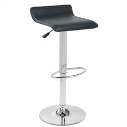 Ale Bar Stool Black LumiSource BS-TW-ALE-BK