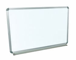 36 x 24 Wall-Mounted Magnetic Whiteboard - Luxor WB3624W