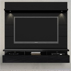 Manhattan Comfort 23753 - Cabrini Theater Entertainment Center Panel 1.8 in Black