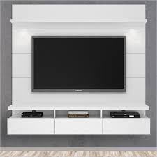 Manhattan Comfort 23852 - Cabrini Theater Entertainment Center Panel 2.2 in White Gloss