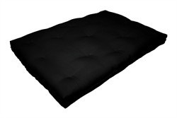 10-Inch Replacement Innerspring Futon Pad, Full-Size, Black - Milton Greens Stars FP10-BK